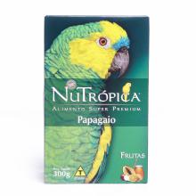 Nutrópica Papagaio com Frutas 300g