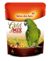 Reino Das Aves Papagaio Gold Mix 500g