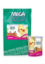 Calopsita com Frutas e Legumes 350g