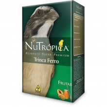 Nutropica Trinca-Ferro c/ Frutas 300g