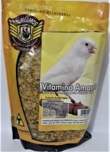 Tal Pássaros Vitamina Amarela Canário 500g