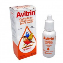 Avitrin Complexo Vitamínico 15 mL