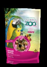 Megazoo Mix Papagaio Tropical 700g