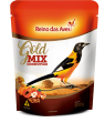 Reino Das Aves Currupião Gold Mix 500g
