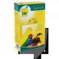 Snack com frutas para Pássaros Exóticos 150 g