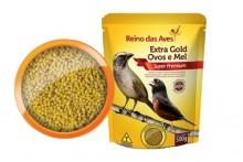 Extra Gold Mel e Ovos 500g