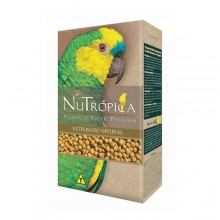Nutrópica Papagaio Natural 1.200 kg