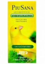 Piusana Antibiótico 10mL