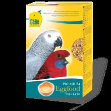 EggFood Premium -Grandes e Médios Psitacideos
