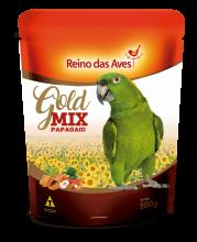 Reino Das Aves Papagaio Gold Mix 500g