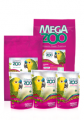Megazoo Papagaio Regular Bits 600g