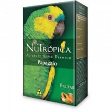 Nutrópica Papagaio Frutas 600g