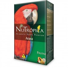 Nutrópica Arara com Frutas 600g
