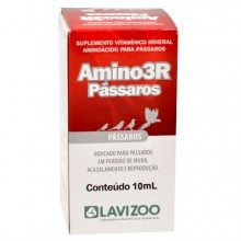 Amino 3R Pássaros 10mL