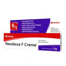 Neodexa F Creme - 15 gramas